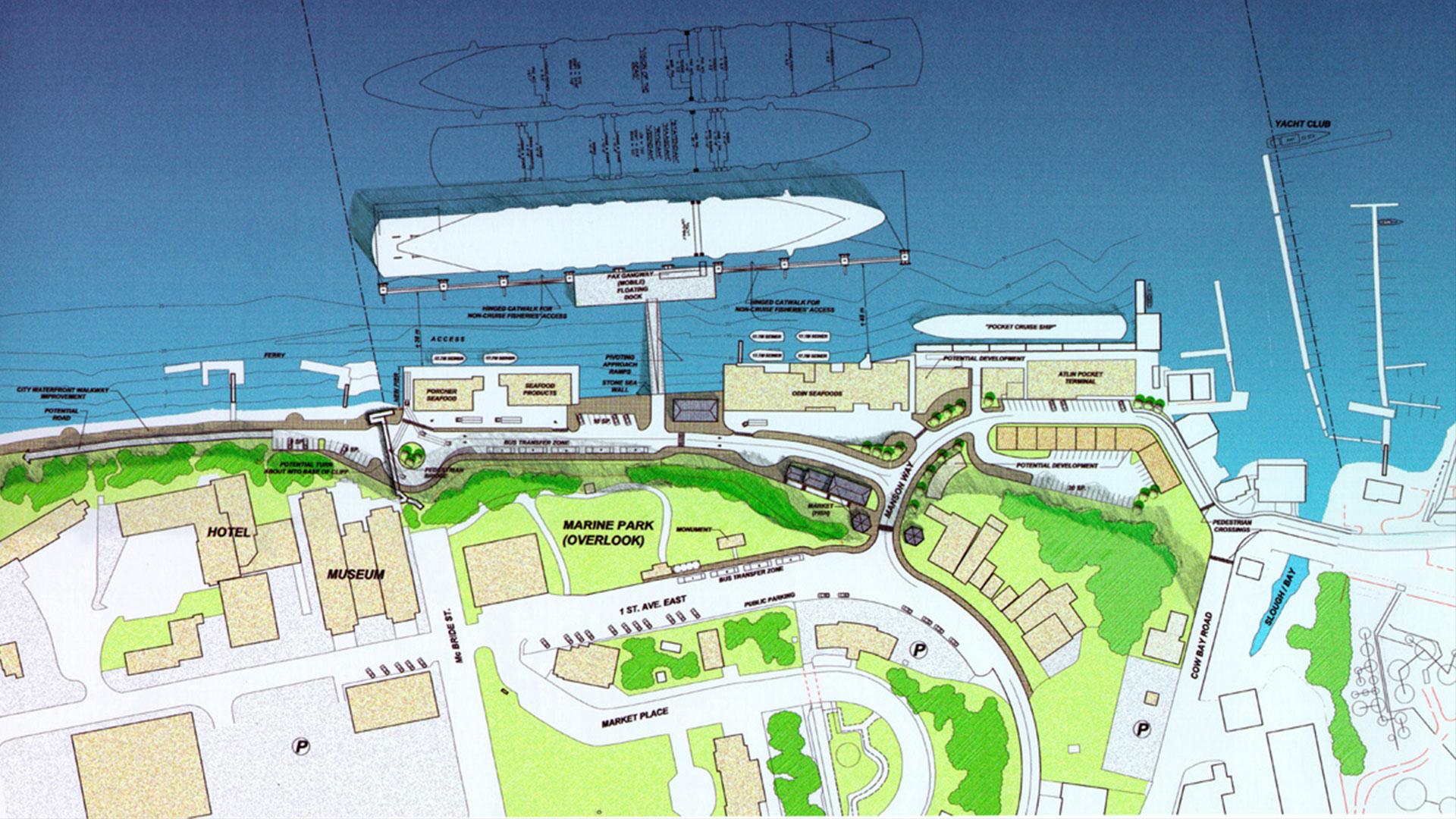 Prince Rupert Port Bea Architects